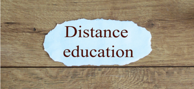Distance Education Loans